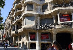 Балкон в Испании