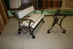 кованые изделия от производителя мебель
