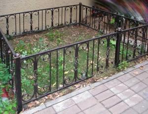 недорогая кладбищенская оградка