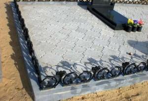 ограждение для кладбища