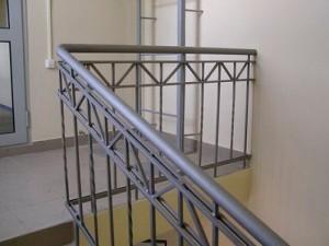 лестничные ограждения из металла от производителя