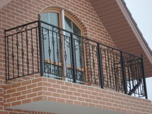 ограждение для балкона под заказ