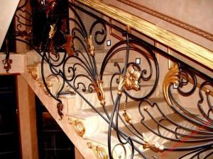 эксклюзивные перила и ограждения для лестниц