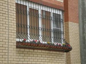 сварные решетки на окна  в киеве купить