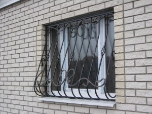 решетки на окна купить недорого в киеве от производителя