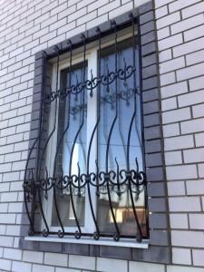 решетка сварная на окне от производителя
