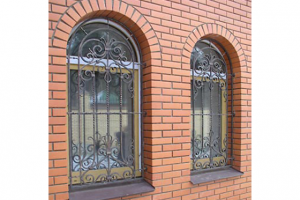 решетки на радиусные окна