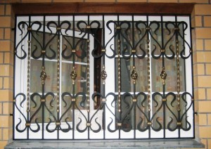 решетки кованые под заказ