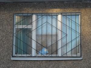 сарные решетки на окна с установкой