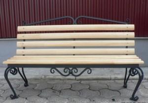 садовая скамейка готовая, можно купить