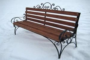 парковая скамейка от производителя