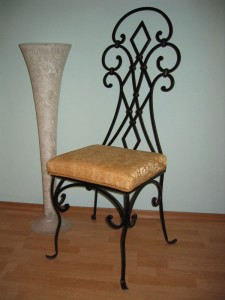 стулья кованые купить у производителя
