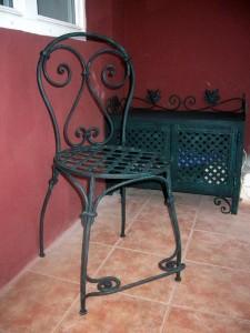 стулья кованые ручная работа под заказ