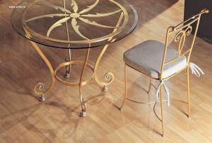 кованый стол стулья киев в наличии