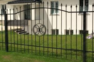 сварные недорогие ворота