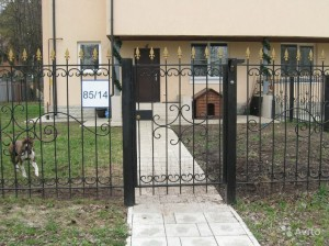 недорогой сварной забор под заказ