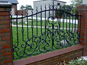 забор по индивидуальному проекту