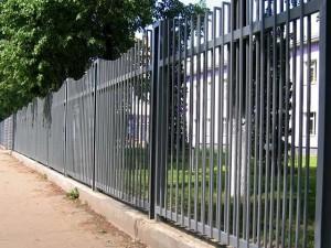 сварной секционный забор 2 метра