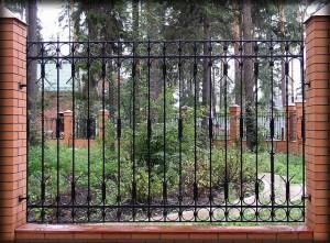 сварной забор от производителя под заказ